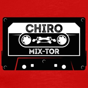 Chiropractic Mixer Mix Tape - Men's Premium T-Shirt