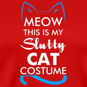 Slutty Sexy Cat - Men's Premium T-Shirt