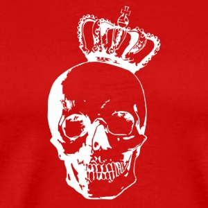 Royal Skull - Men's Premium T-Shirt