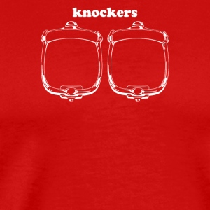 Knockers - Men's Premium T-Shirt