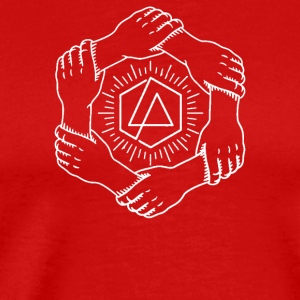 symbol Tribute to chester bennington - Men's Premium T-Shirt
