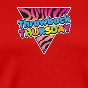 Throwback Thursday - Men's Premium T-Shirt