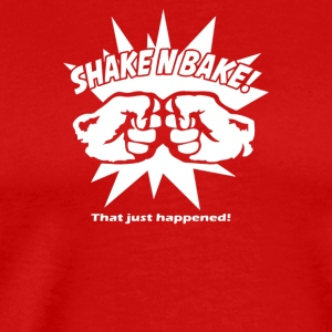 Shake in Bake - Men's Premium T-Shirt
