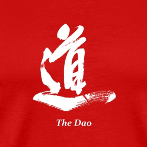The Dao (white) - Men's Premium T-Shirt