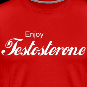 Enjoy Testosterone!