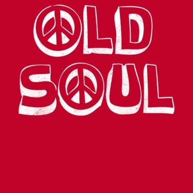 New Design Old Soul Young Heart Best Seller Men's Premium T-Shirt