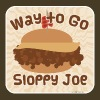 Way to Go Sloppy Joe - Men's Premium T-Shirt