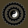 Bicycle Yin Yang Gears - Men's Premium T-Shirt