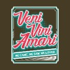 VENI VINI AMARI We came We saw we loved travel - Men's Premium T-Shirt