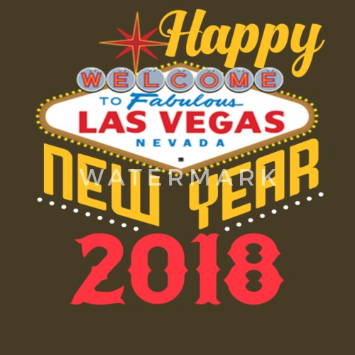 las vegas happy new year t shirt by spreadshirt