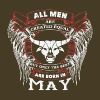 The best man are born in May TAURUS - Men's Premium T-Shirt