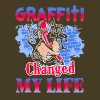 Graffiti Change My Life Shirt - Men's Premium T-Shirt