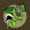 CANNABIS WEED super skunk - Men's Premium T-Shirt