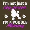 poodle design - Men's Premium T-Shirt