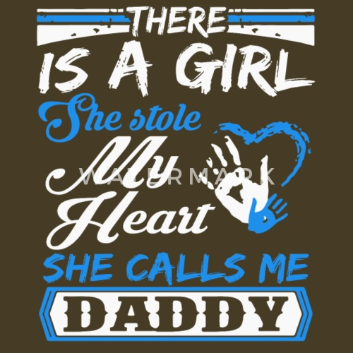 Daughter Calls Me Daddy Gift T Shirt By How2rollbluntsX