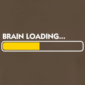 Brain Loading - Men's Premium T-Shirt