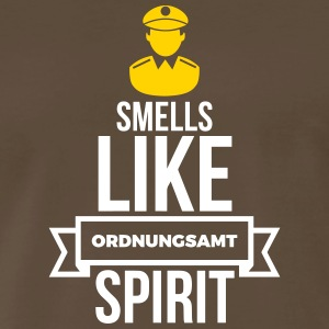 Smells Like Ordnungsamt Spirit - Men's Premium T-Shirt