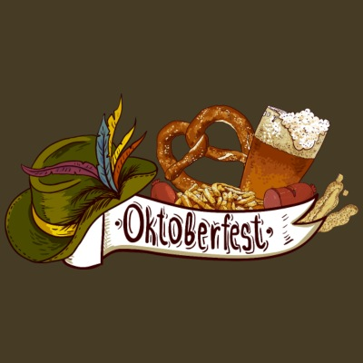oktoberfest bee rlogo painted