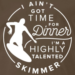 Skimboarding Highly talented Skimmer - Men's Premium T-Shirt