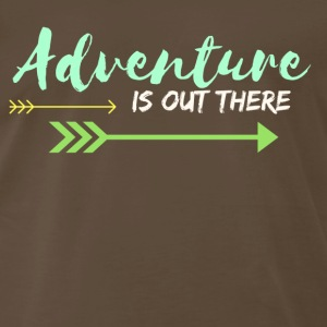 Adventure Is Out There - Men's Premium T-Shirt