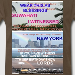 WITNESS, T shirt , - Men's Premium T-Shirt