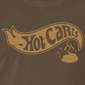 hot carls - Men's Premium T-Shirt