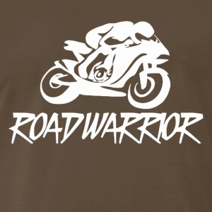 BIKER WARRIOR - Men's Premium T-Shirt