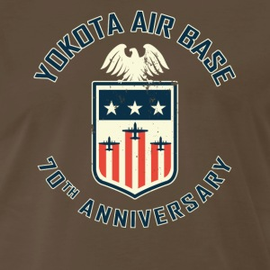 Yokota 70th Anniversary Retro - Men's Premium T-Shirt