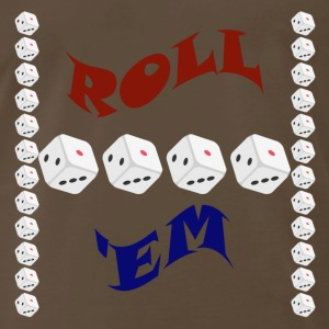 Roll em Tshirt - Men's Premium T-Shirt
