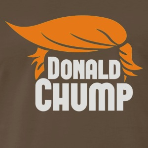 DONALD CHUMP - Men's Premium T-Shirt