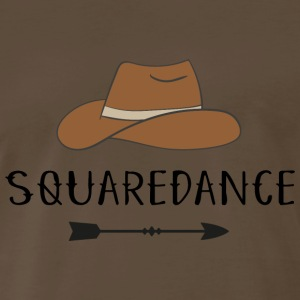 Squaredance - Men's Premium T-Shirt