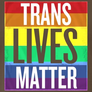 Trans Lives Matter - Men's Premium T-Shirt
