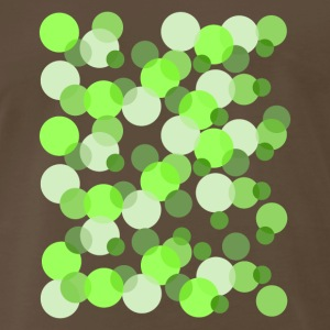 GREEN SPOTS - Men's Premium T-Shirt