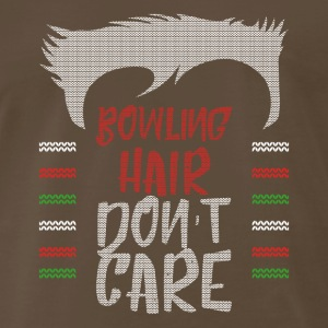 Ugly sweater christmas gift for Bowling - Men's Premium T-Shirt