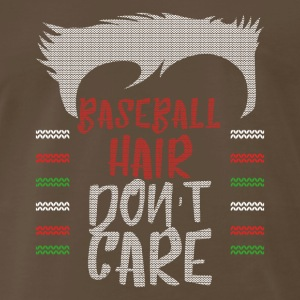 Ugly sweater christmas gift for Baseball - Men's Premium T-Shirt