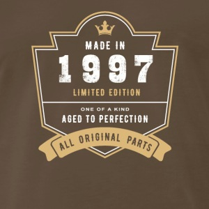 Made In 1997 Limited Edition All Original Parts - Men's Premium T-Shirt