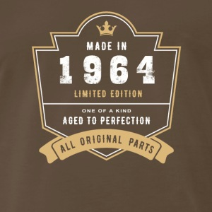 Made In 1964 Limited Edition All Original Parts - Men's Premium T-Shirt