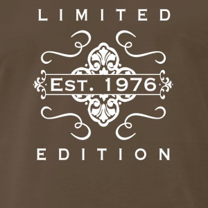 Limited Edition Est 1976 - Men's Premium T-Shirt