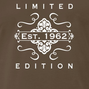 Limited Edition Est 1962 - Men's Premium T-Shirt