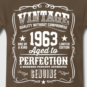 Vintage 1963 Aged to Perfection - Men's Premium T-Shirt