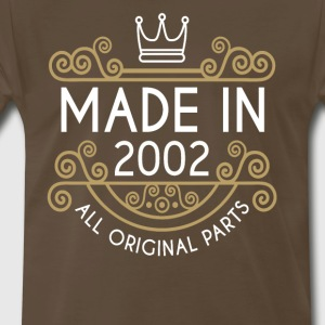 Made In 2002 All Original Parts - Men's Premium T-Shirt