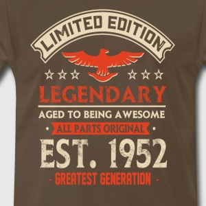 Limited Edition Legendary Est 1952 - Men's Premium T-Shirt