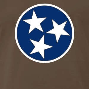 TENNESSEE FLAG - Men's Premium T-Shirt