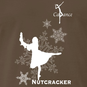 2017 Nutcracker Snowflake - Men's Premium T-Shirt