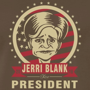 Jerri Blank for President - Men's Premium T-Shirt