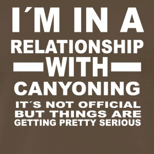relationship with CANYONING - Men's Premium T-Shirt