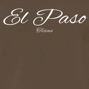 Texas El Paso US DESIGN EDITION - Men's Premium T-Shirt