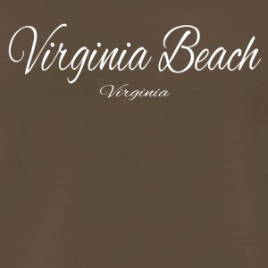 Virginia Virginia Beach US DESIGN EDITION - Men's Premium T-Shirt
