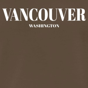 WASHINGTON VANCOUVER US DESIGNER EDITION - Men's Premium T-Shirt