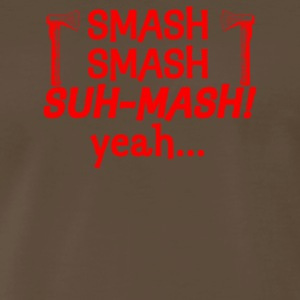 Smash Smash Smash - Men's Premium T-Shirt